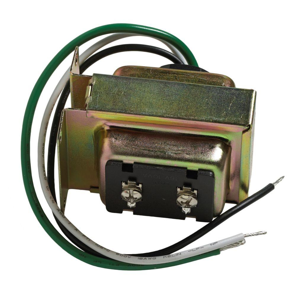 Wired Door Bell Transformer216597  The Home Depot