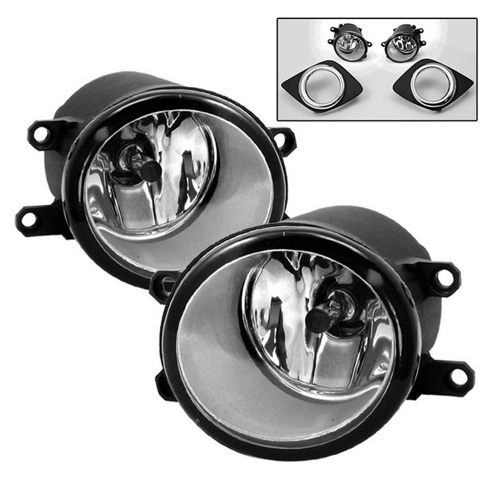 hight resolution of toyota camry 10 11 dont fit hybrid models oem fog lights w switch clear