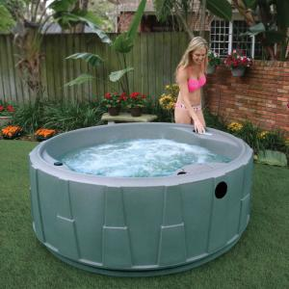 AquaRest Spas Select 200 5 Person Plug And Play Hot Tub