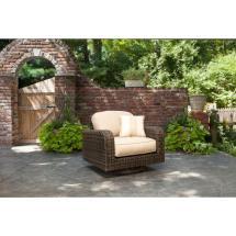 Brown Jordan Northshore Patio Motion Lounge Chair In