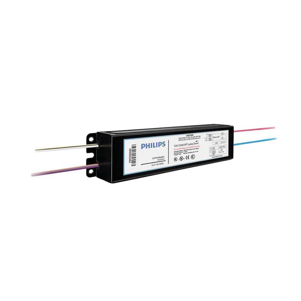Philips 325-Watt TUV Amalgam XPT High Output System Driver