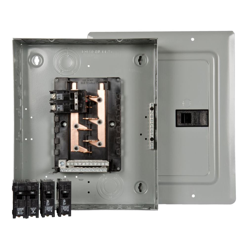 medium resolution of 100 amp 10 space 20 circuit main breaker