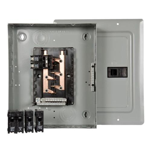 small resolution of 100 amp 10 space 20 circuit main breaker