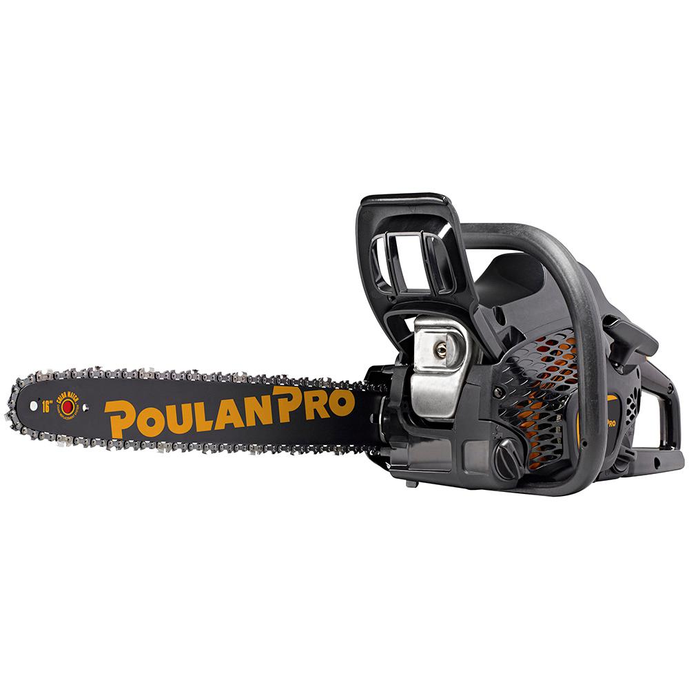 hight resolution of poulan pro pr4016 16 in 40cc gas chainsaw