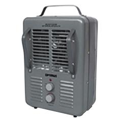 Electric Fan Heaters Water Optimus 1300 Watt To 1500 Portable Utility Heater With Thermostat Full Size