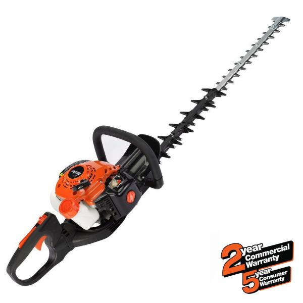 Echo 24 In. 21.2cc Gas 2-stroke Cycle Hedge Trimmer-hc-2420 - Home Depot