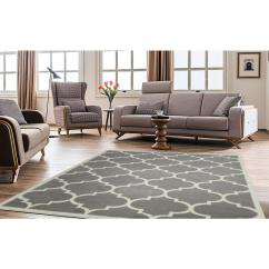 Living Room Rugs 8x10 Wall Colors Gray 8 X 10 Area The Home Depot Contemporary