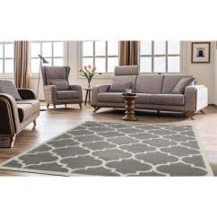 Neutral Rugs For Living Room Rug Sizes Rooms Gray Area The Home Depot Contemporary Moroccan Trellis 8 Ft X 10