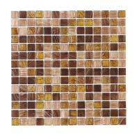 Jeffrey Court Verona 12 in. x 12 in. x 4 mm Glass Mosaic ...