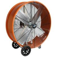 MaxxAir 30 in. Industrial Heavy Duty 2-Speed PRO Drum Fan ...