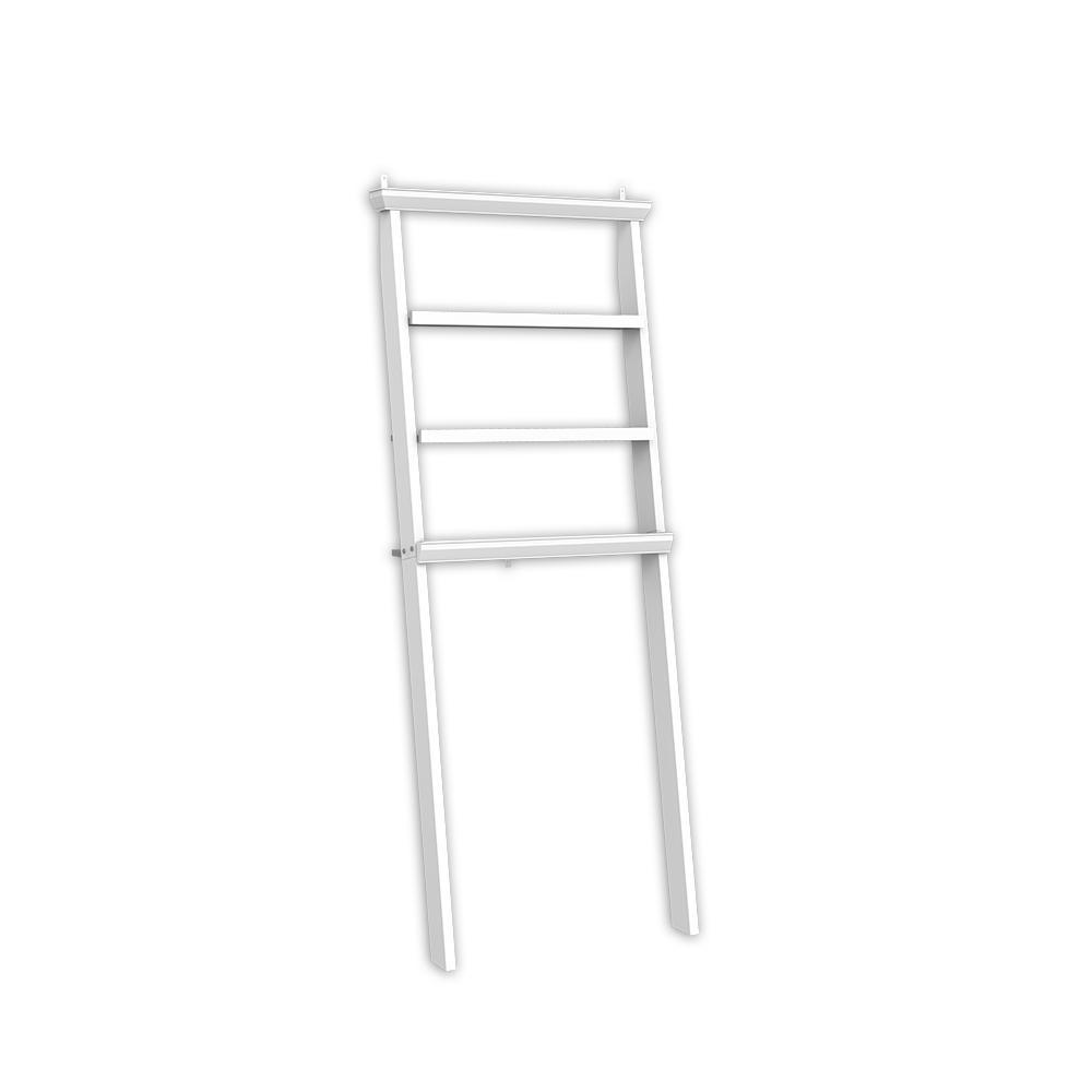 Masterpiece Decor Over the toilet storage ladder-48763