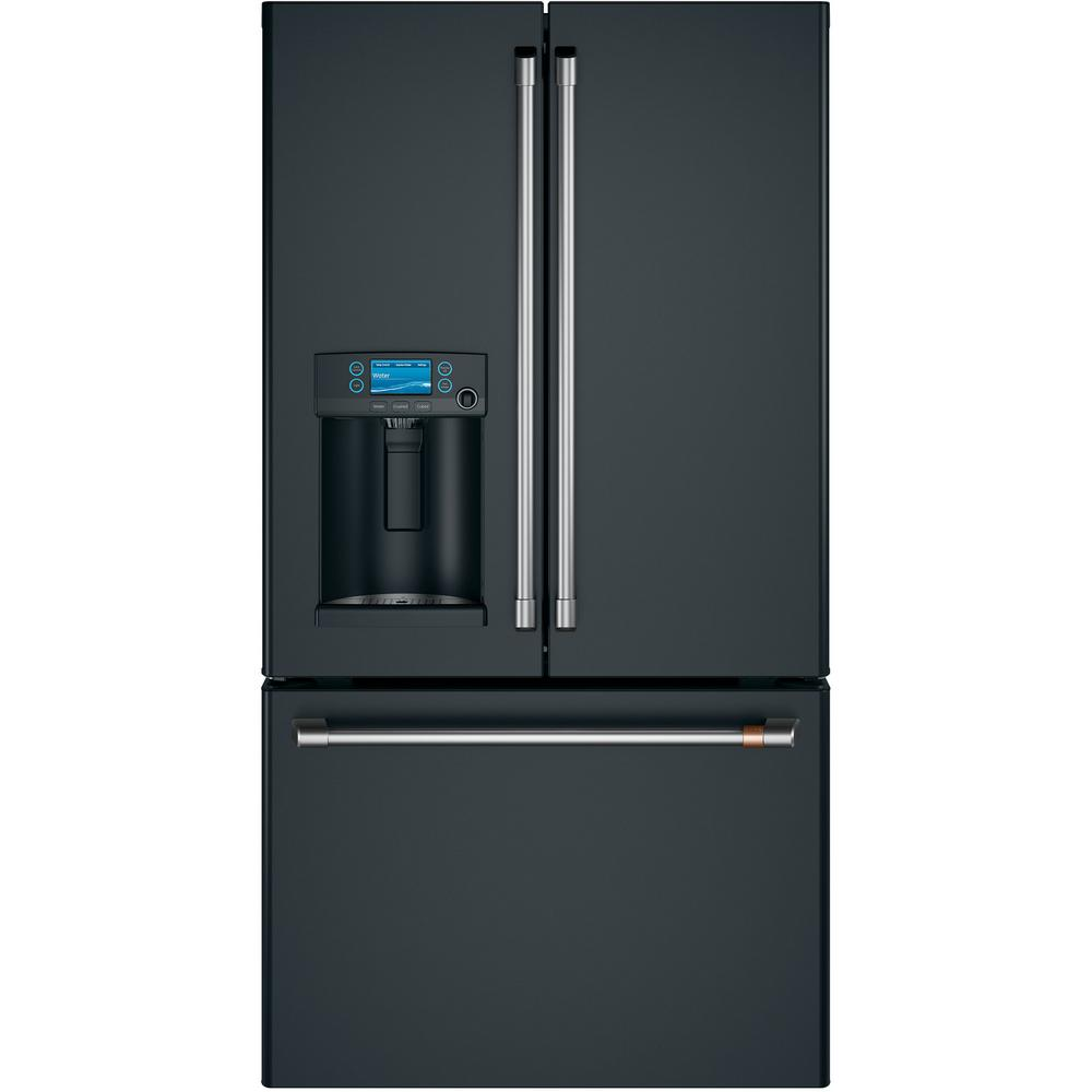 medium resolution of french door refrigerator with hot water dispenser in