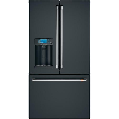 small resolution of french door refrigerator with hot water dispenser in