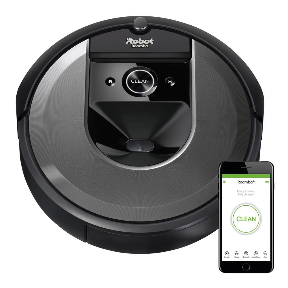 iRobot Roomba i7 WiFi Connected Robot Vacuum Cleaner