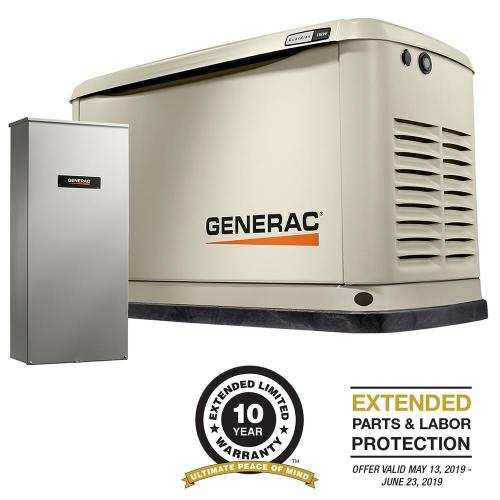 small resolution of  generac 11000 watt lp 10000 watt ng air