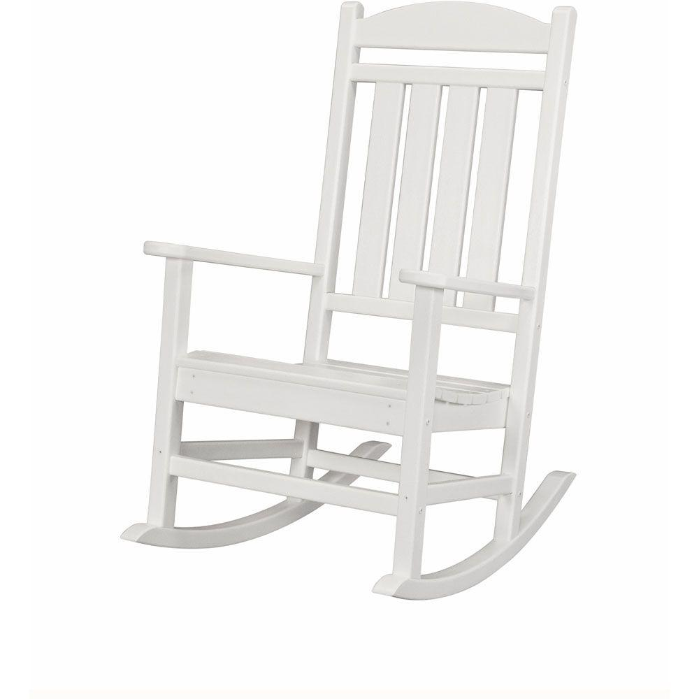 white rocking chairs for sale xora office chair patio the home depot all weather pineapple cay porch rocker