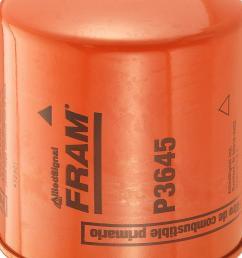 fram fuel filter p3645 the home depotfram fuel filters 6 [ 1000 x 1000 Pixel ]