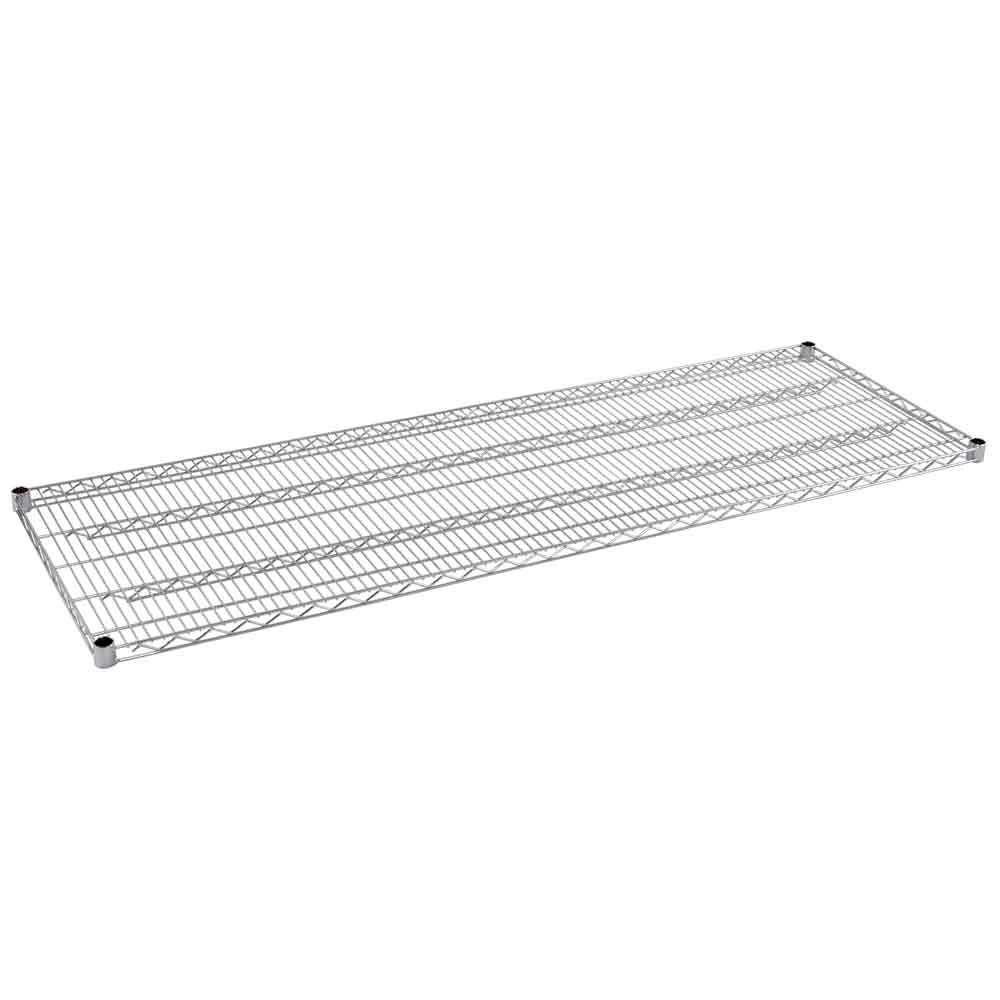 Sandusky 2 in. H x 48 in. W x 18 in. D Steel Wire Shelf in
