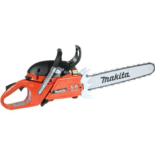 small resolution of makita 20 in 64 cc gas rear handle chainsaw