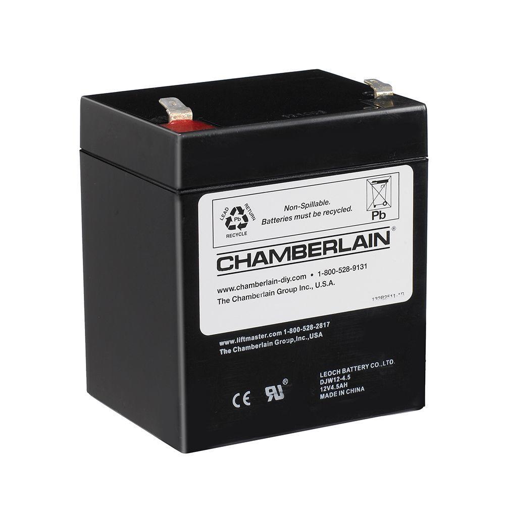hight resolution of chamberlain garage door opener battery replacement
