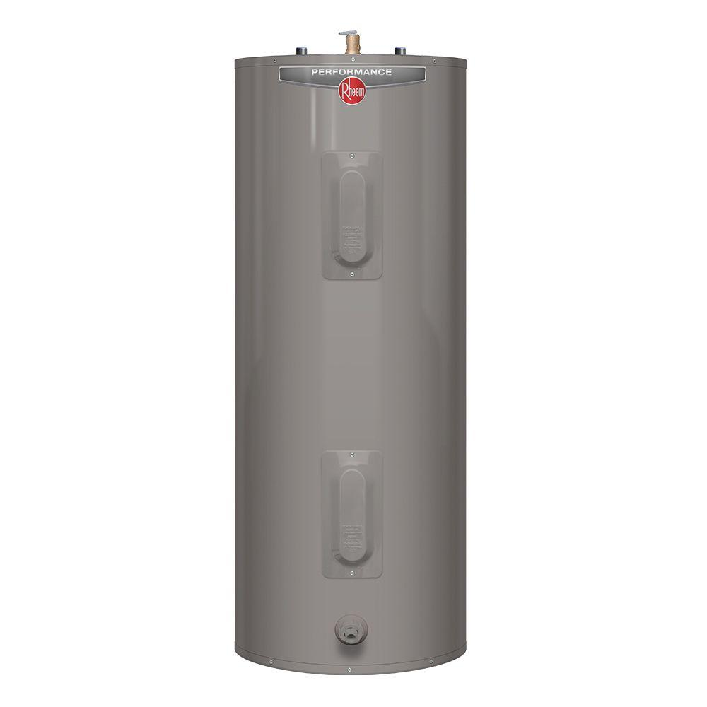 hight resolution of tall 6 year 4500 4500 watt elements electric tank water heater xe50t06st45u1 the home depot