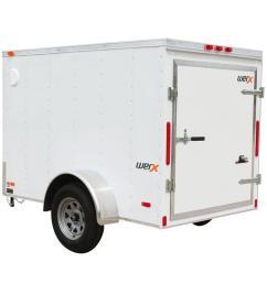 enclosed cargo trailer [ 1000 x 1000 Pixel ]