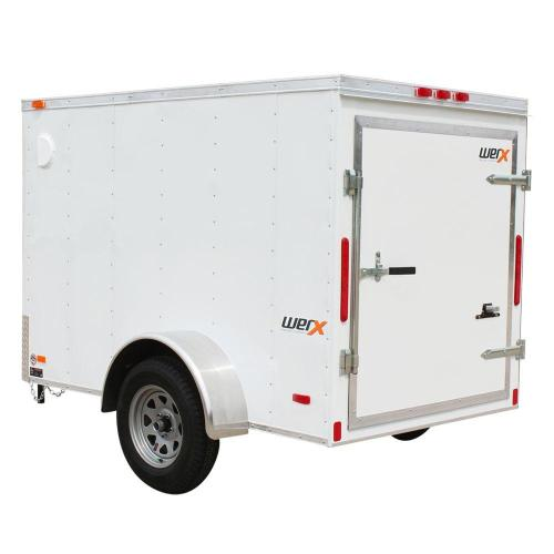 small resolution of enclosed cargo trailer