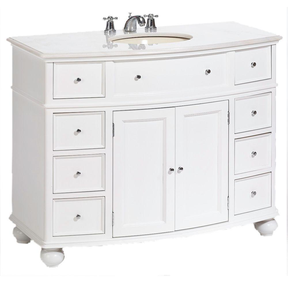 Home Decorators Collection Hampton Harbor 45 in W x 22 in