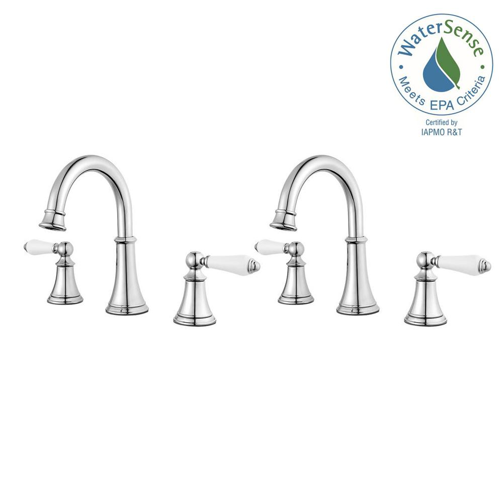 Pfister Courant 8 in. Widespread 2-Handle Bathroom Faucet