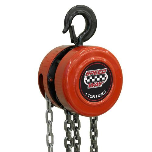 small resolution of speedway 1 ton manual chain hoist