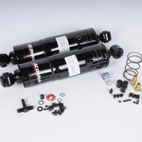 small resolution of rear shock absorber kit fits 1997 2005 pontiac montana trans sport