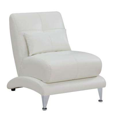 contemporary white leather living room chairs painting and dining colors modern furniture the sherri style chair