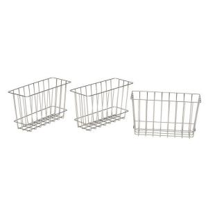 Martha Stewart Living 8 in. H x 4 in. D Laundry Storage