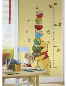 Roommates in  winnie the pooh and friends peel also rh homedepot