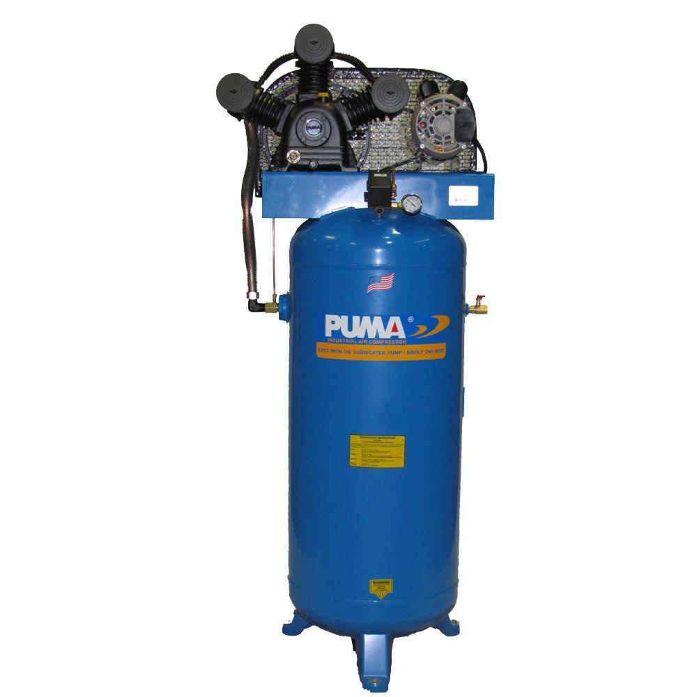 medium resolution of 6 5 hp electric air compressor pk 7060v the home depot