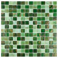 Merola Tile Coppa Forest 12 in. x 12 in. x 4 mm Glass ...