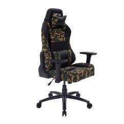 Video Game Chair Portable High Aldi Techni Sport Ergonomic Green Back Racer Style Gaming