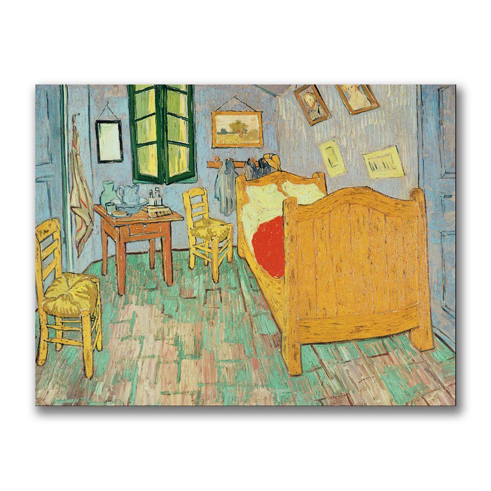 Bedroom In Arles Medium
