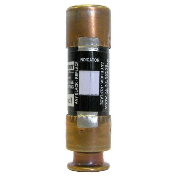 Cooper Bussmann 20 Amp Easyid Fusetron Dual Element Time-delay Current Limiting Class Rk5 Fuse