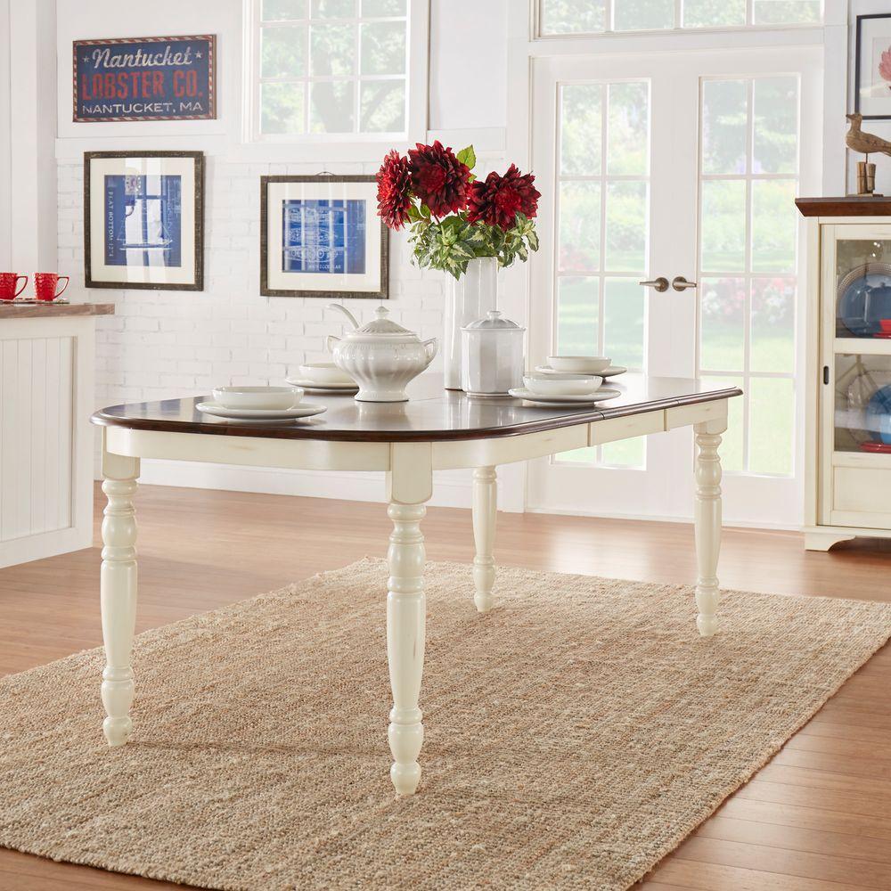 antique kitchen table showrooms massachusetts homesullivan anna white extendable dining 401393w