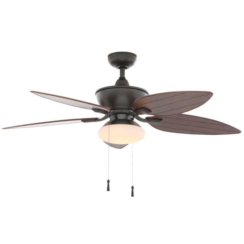 Iron Ceiling Fan Light Kit