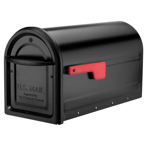 Images About Black with Red Mailbox Flag Up