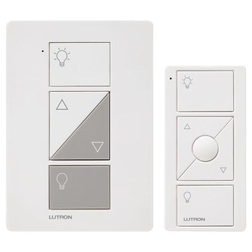 small resolution of caseta wireless smart lighting lamp dimmer and remote kit white