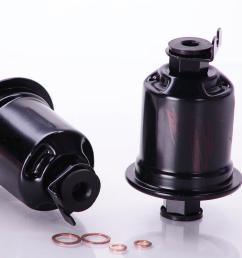 fuel filter fits 1993 2000 toyota supra sienna [ 1000 x 1000 Pixel ]