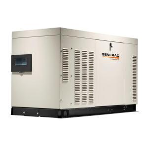 Generac 22,000Watt 120Volt240Volt Liquid Cooled