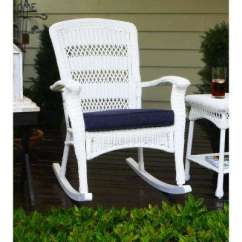 Outdoor Rocking Chairs Wedding Chair Cover Hire Cwmbran Patio The Home Depot Portside Plantation
