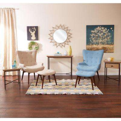 ave six chair patio folding chairs wood living room furniture the home depot dalton capri with ottoman