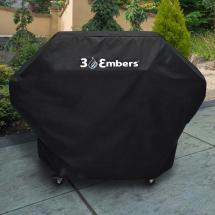 3 Embers 57 In. Premium Grill Cover-cvr7480bs - Home Depot