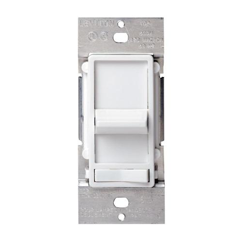 small resolution of leviton sureslide 600 watt dimmer white r62 06633 1lw the home depot leviton 6633 p wiring diagram