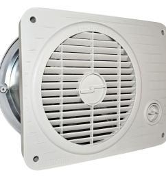 thru wall fan hardwired variable speed [ 1000 x 1000 Pixel ]